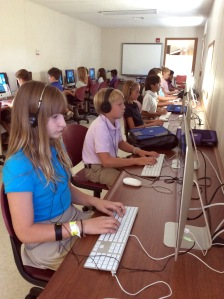 Middle School Computer Lab