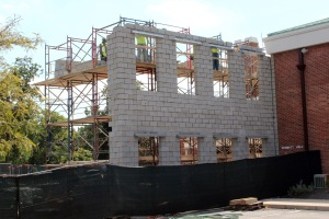 Photo of New Upper School Wing
