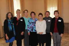Photo of retired teachers