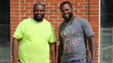 J.T. Spencer & Jerome Buckner